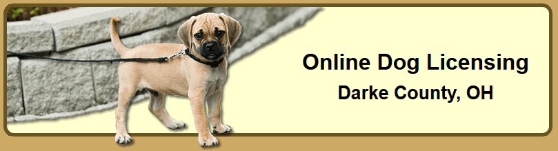 Pay Your Dog License Online